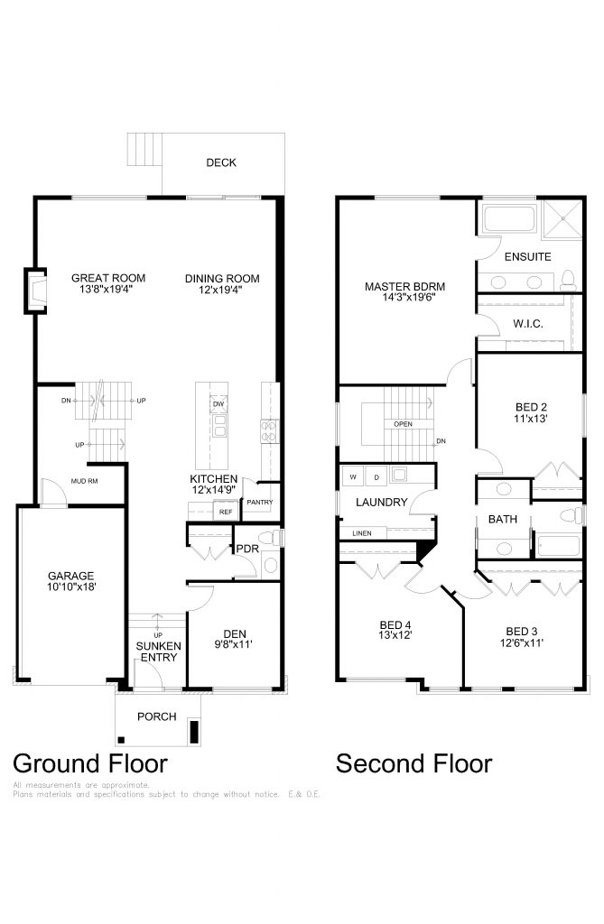 Blueprints - Arterra Custom Homes